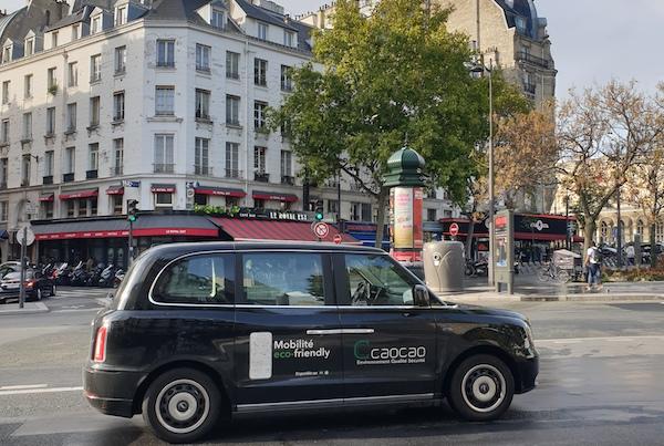 Caocao Mobility Paris